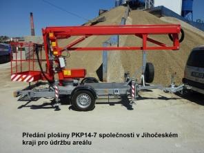 Plošina PKP14-7